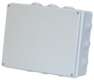 Boite de dérivation étanche - Voltman - 240 x 190 x 90 mm - IP55
