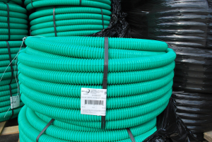 Gaine TPC - OD PLAST - Verte - Ø 4 cm L 25 m