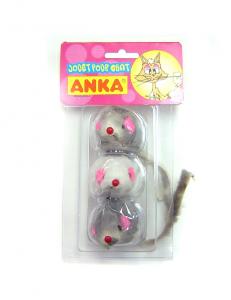 Lot de 3 souris True - Anka