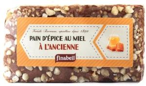 Pain d'épices au miel à l'ancienne - Finabeil - 500 gr