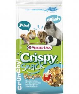 Snack Crispy Pop corn pour Lapins et rongeurs - Versele-Laga - 650 g