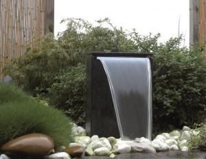 Kit fontaine de jardin Vincenza - Ubbink - noir - 50 x 35 x 15 cm