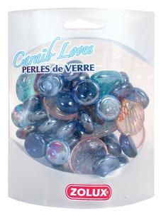 Perles de verre Caraib Loves Zolux - 420 g