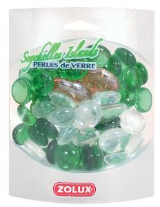 Perles de verre Seychelles Island Zolux - 420 g