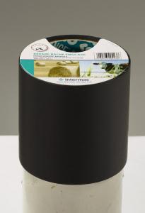 Ruban adhésif Répare bâche ensilage - CELLOPLAST - Noir - 100 mm x 20 m