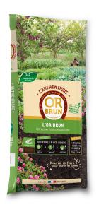 Fertilisant Authentique 20 kg - Or Brun