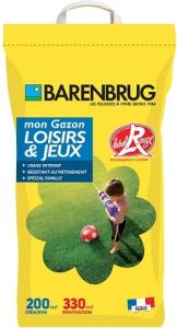 Gazon loisirs & jeux - Barenbrug - 5kg