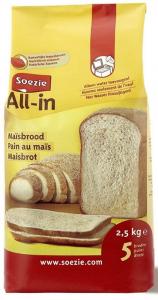 Farine All-in maïs - Soezie - 2,5 kg