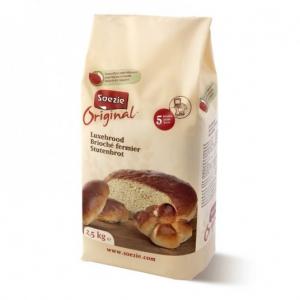 Farine Original pain brioché - Soezie - 2,5 kg