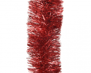 Guirlande 6 plis - rouge - 2,70 m-Ø10