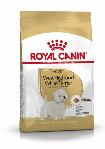 Croquettes pour chien - Royal Canin - West Highland White Terrier Adulte - 1,5 kg