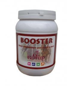 Aliment complémentaire cheval Equifeed Booster - Seau de 5 kg