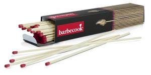 Boîtes allumettes longues - Barbecook - 26 cm