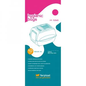 Sachets hygiéniques FPI 5365 - Ferplast - 50 x h 45 cm