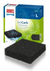 Mousse de charbon actif - Bio Carb - Juwel - Taille L - x 2