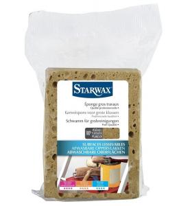 Éponge végétale gros travaux - Starwax