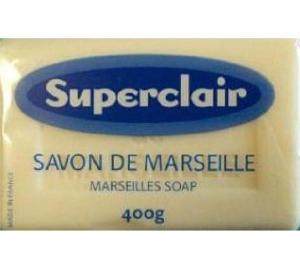 Savon de marseille - Superclair - 400 g