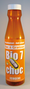 Décolmatant Bac à graisses - Bio 7 Choc - 375 g