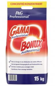 Lessive Gama Professional - Sac de 15 kg