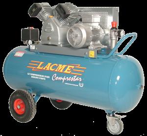 Compresseur à courroie triphasé - LACME - 27 V 150 T