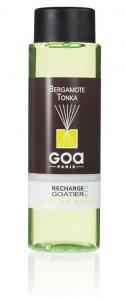 Recharge Goatier Bergamote Tonka - GOA - 250 ml