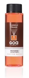 Recharge Goatier Cannelle Orange - GOA - 250 ml