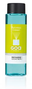 Recharge Goatier Patchouli Cédrat - GOA - 250 ml