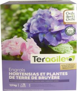 Engrais hortensias UAB - Teragile - 1,5 kg