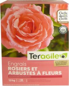 Engrais rosiers UAB - Teragile - 1,5 kg