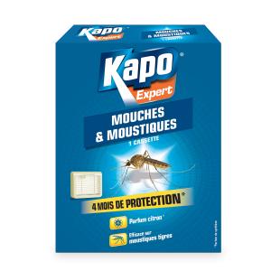 Cassette mouches et moustiques - Kapo