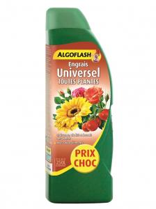 Engrais universel - Algoflash - 1 L