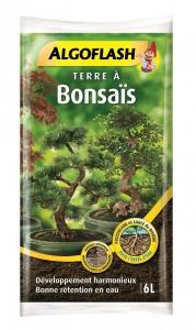 Terreau bonzaïs - Algoflash - 6 L