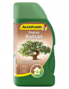 Engrais bonzaïs - Algoflash - 250 ml