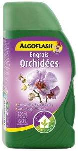 Engrais orchidées - Algoflash - 250 ml