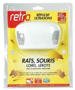 ULTRASONS RATS/SOURIS/LOIRS/LEROTS/INSECTES VOLANTS/ARAIGNEES - SOJAM
