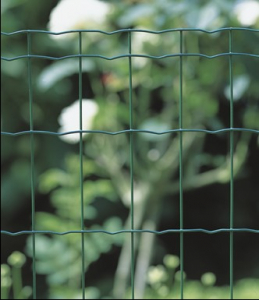 Grillage soudé vert - Pantanet Family -H 1,02 m - Rouleau de 25 m