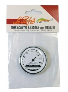 Thermomètre à cadran pour cuiseur - Le Parfait