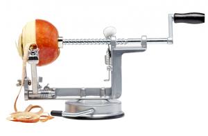 Pèle-pommes fixation par ventouse - Le Parfait - métal