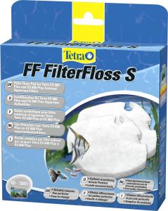 Tetra FF FilterFLoss S - Ouate pour filtre extérieur Tetra EX 600 Plus et EX 800 Plus