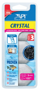 Doses Crystal - API - Taille 3 - x 3