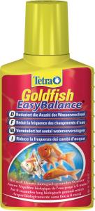 Tetra GoldFish EasyBalance 100 ml - Traitement de l'eau pour poissons rouges