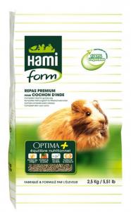 Repas complet pour Cochon d'inde - Hamiform - Optima + - 2.5 kg