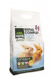 Repas complet pour lapin toys ou jeune lapin - Hamiform - 2.5 kg