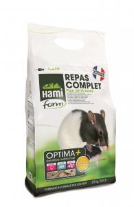 Repas complet pour rat et souris - Hamiform - Optima + - 1.8 kg