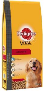Croquettes professional nutrition pour chiens adultes - Pedigree - boeuf - 15 kg