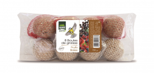 Boules de graisses - Hamiform - Fruits et baies - x 8