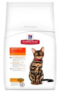 Aliment chat Science Plan Feline Adult Optimal Care au Poulet - Hill's - 1,5 Kg