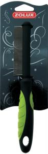 Peigne anti-puces en plastique Zolux - 3.5 x 2 x 21.5 cm