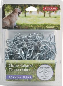 Chaine d'attache - Zolux - 4.5 m