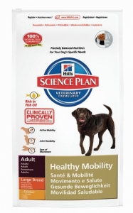 Aliment chien Science Plan Canine Adult Healthy Mobility Large Breed au Poulet - Hill's - 12 Kg